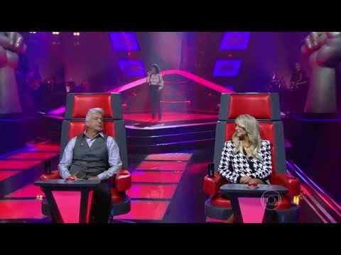 The Voice Brasil - Letícia Pedroza se apresenta na Audição