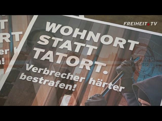 """""""Straffällige Ausländer abschieben!"""" – Der Filmbeitrag """"Wohnort statt Tatort"""""""