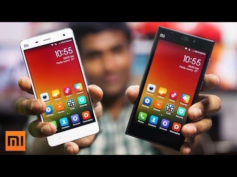 Xiaomi Mi3 vs Xiaomi Mi4 Comparison - Worth the Upgrade?