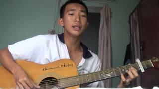 Đừng làm anh đau- Minh Vương M4U guitar cover: Mickey