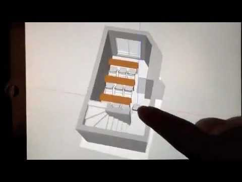 Google Sketchup to iPad - YouTube