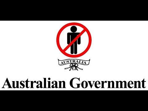 Australian Government HATES Men. Feminist Agenda Is In Full Effect.