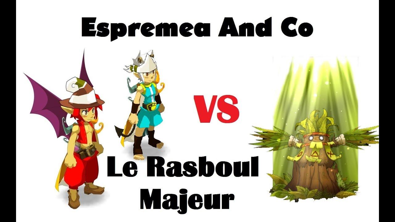 Goulet du Rasboul - Donjon Dofus 2 0