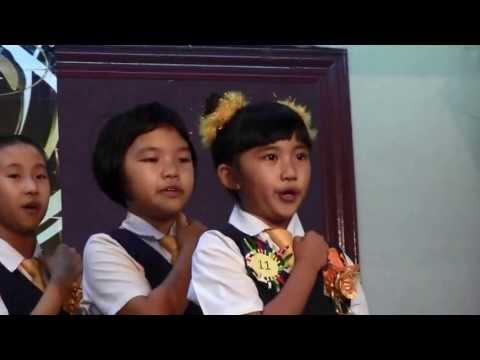 English Action Song Competition 2013