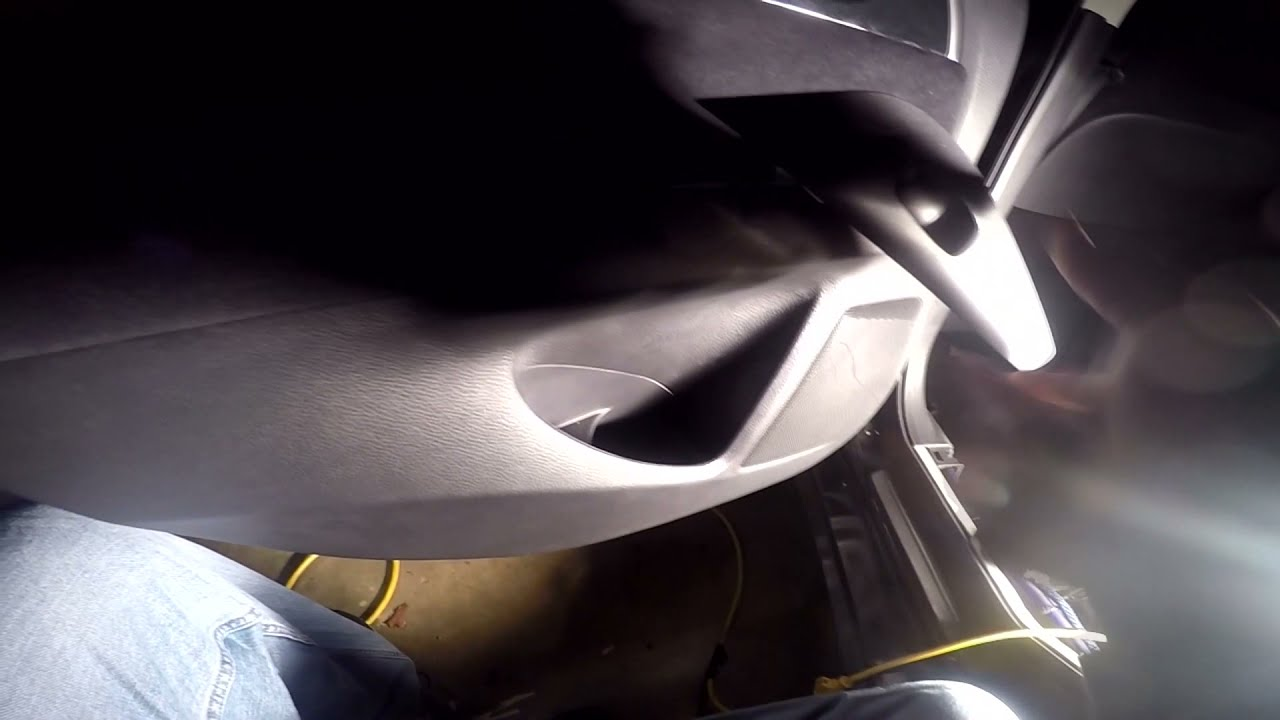 2017 Nissan Altima >> 2013 Nissan Altima - Front & Rear Door Speaker Change - YouTube