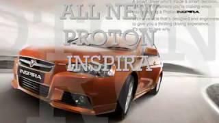 Proton Inspira Video Clip