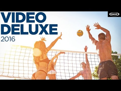 Video deluxe 2016 – Einführungsvideo Tutorial (DE)