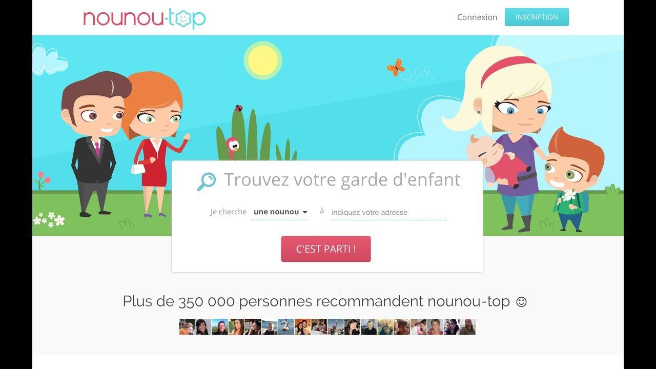 Nounou Top Le Meilleur Site De Garde D Enfant