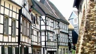 Hattingen. Deutschland. Germany. Хаттинген. Германия.(Маленький, симпатичный город в Германии. A small, pretty town in Germany. Eine kleine, hübsche Stadt in Deutschland., 2012-02-10T21:37:08.000Z)