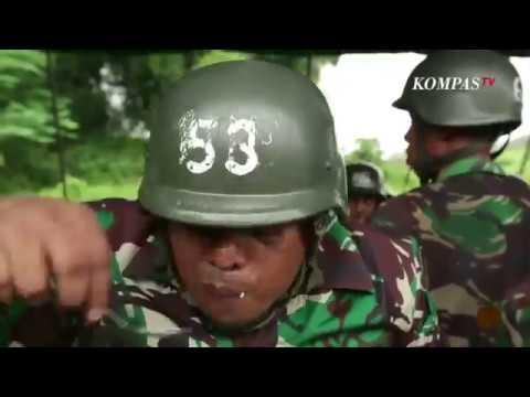 Benoe Cicipi Makanan TNI - Food Story (Bag. 3)