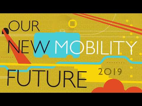 """U.S. DOT Volpe Center's 2019 Speaker Series """"Our New Mobility Future"""""""