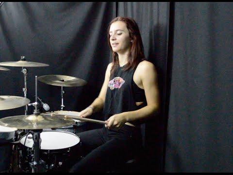 PVRIS - My House - Drum Cover