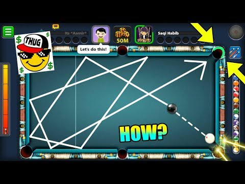 THE 8 BALL POOL SHOT THAT SHOOK THE WORLD...