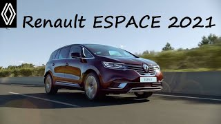 Новый Renault Espace 2021 - Удивительный семейный автомобиль!