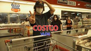 【コストコvlog】韓国のコストコも日本のコストコと同じかな…