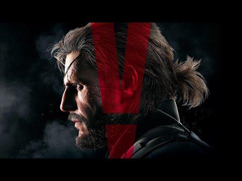 【Metal Gear Solid V: Phantom Pain】▏Side Ops 7. Secure the IR-Sensor Blueprint |
