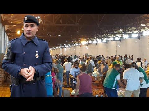 """""""Eu vi a Venezuela em Araraquara. O vizinho comeu um gato"""", diz Coronel Mello Araújo, da Ceagesp"""