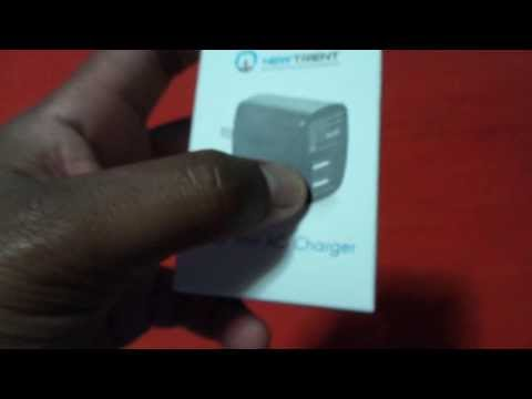 Unboxing: New Trent Dual USB Ports (Curacao)