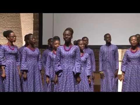 Winneba Youth Choir Ghana - The Marvellous Work Joseph Haydn