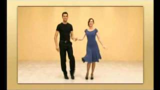 Curso Baile Rock & Roll - Paso Básico (3/3)
