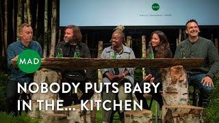 Nobody Puts Baby In The... Kitchen   M. Orlando, N. Ekstedt, S. Barr, T. Lehva & L. Hinnerskov