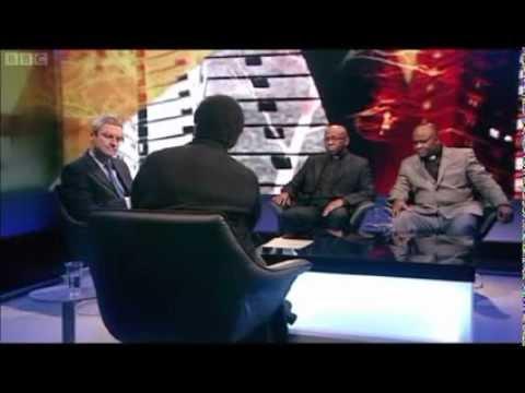BBC Newsnight Kristy Bamu Special Report