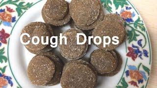 How to Make Homemade Lemon Ginger Cough Drops