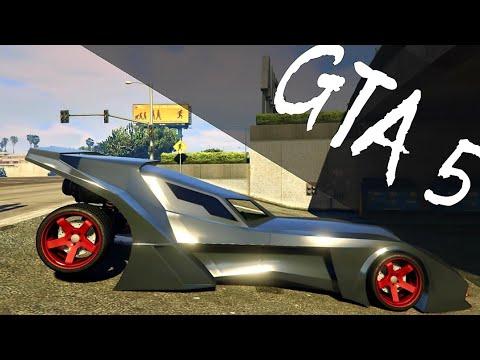 قلتش قراند 5 تهكير سيارة باتمان ودبابه لايفوتك Solo Youtube