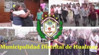 SALUDO NAVIDEÑO 2014 - MUNICIPALIDAD DISTRITAL DE HUALMAY