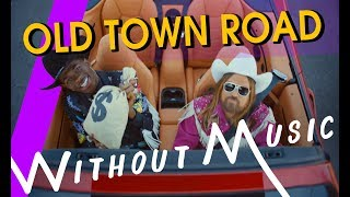 Baixar LIL NAS X ft. BILLY RAY CYRUS - Old Town Road (#WITHOUTMUSIC Parody)