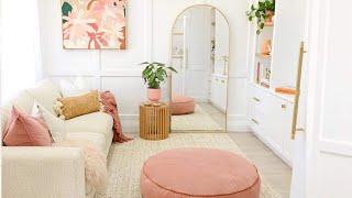 Small Living Rom Decor Ideas 2021 / Formas elegantes de diseñar su espacio / Diseño de interiores