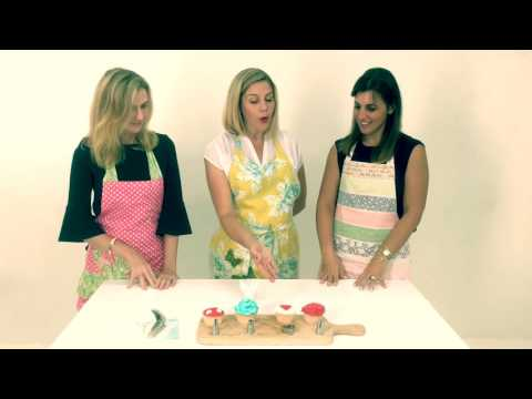 Cupcake Decorating Tips   The Finder x Two Expat Cooks HD