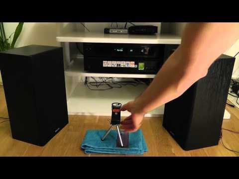surround sound receiver hook up