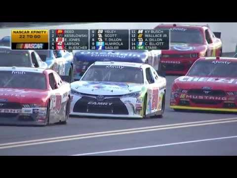 NASCAR XFINITY Series - Full Race - Alert Today Florida 300 at Daytona