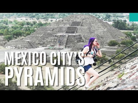 Harness Energy of the Sun & Moon Pyramids | Teotihuacán Mexico Tour