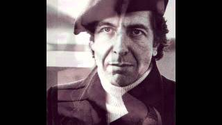 Watch Leonard Cohen Lullaby video