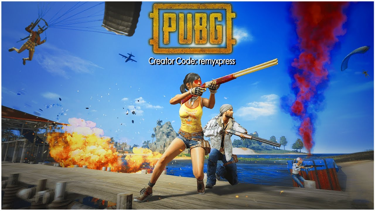 PUBG🔴LIVE - Perpetually Stoked From The Showdown