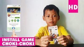 Cara Download Aplikasi Choki Choki AR Boboiboy - Cara Memainkan Game Choki Choki AR Boboiboy