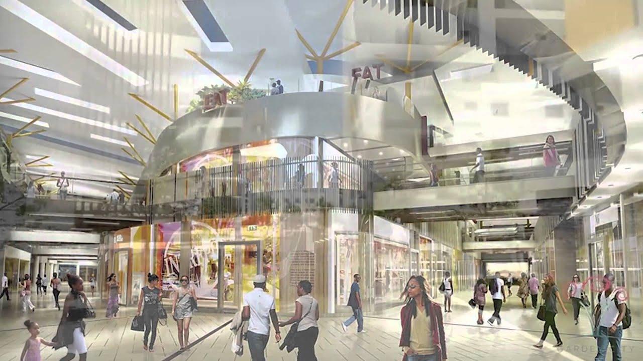 Garden City Ks >> Phase 1 of Kenya's Garden City Mall completed - YouTube