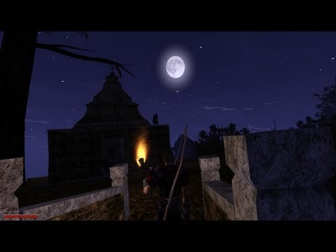 Gothic 2 Мод Ужас кладбища (эп.14) (Финал)