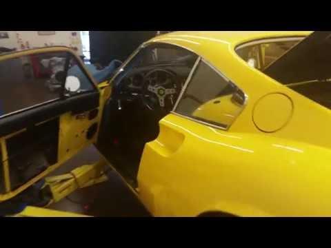 Quick 1972 Dino Ferrari 246GT Light Switch Repair