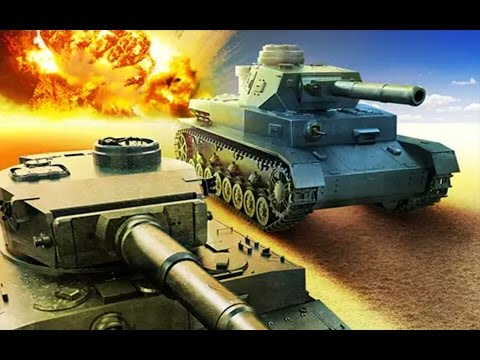 War Machines Tank Shooter Game - Android HD Gameplay (by Fun Games For Free)