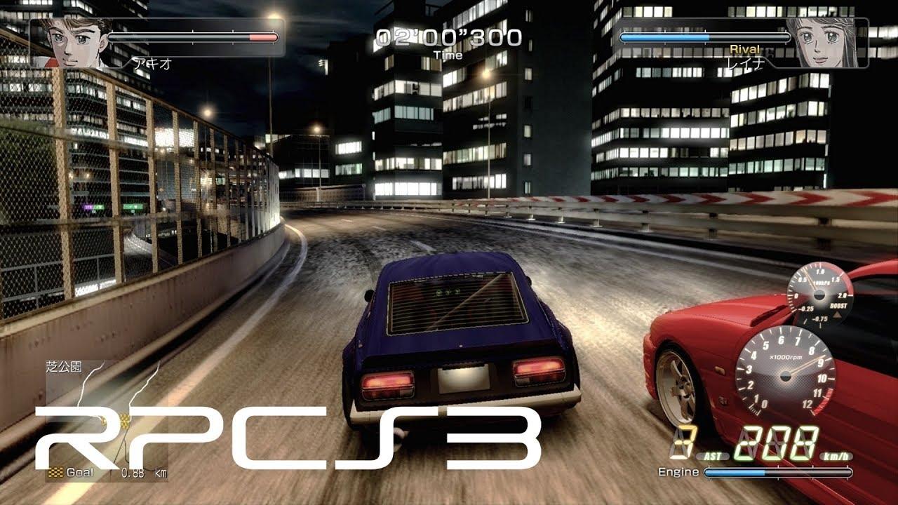 wangan midnight (video game)