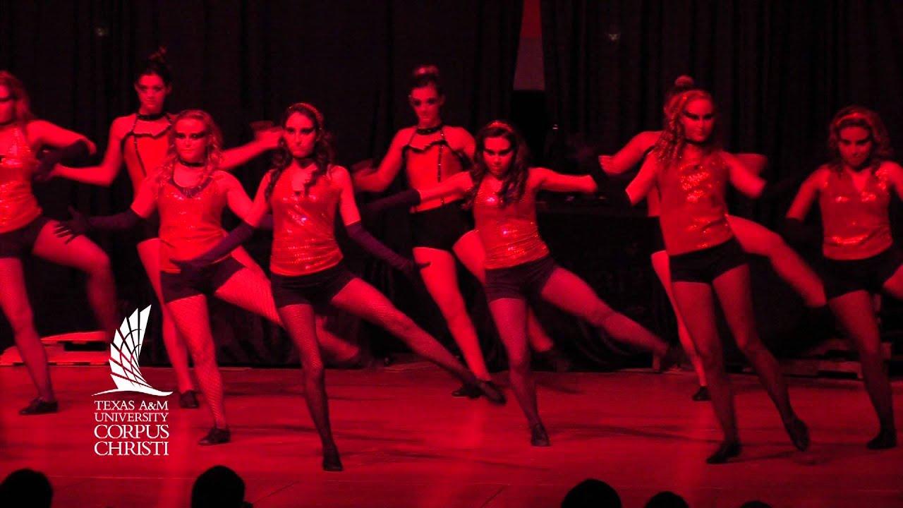 TAMUCC Highlights from ZTA Performance at 2012 Islander Revue
