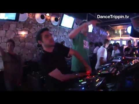 Groove Armada [DanceTrippin] Opening Party @Space Ibiza DJ Set