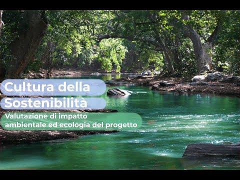 Valutazione di impatto ambientale ed ecologia del progetto