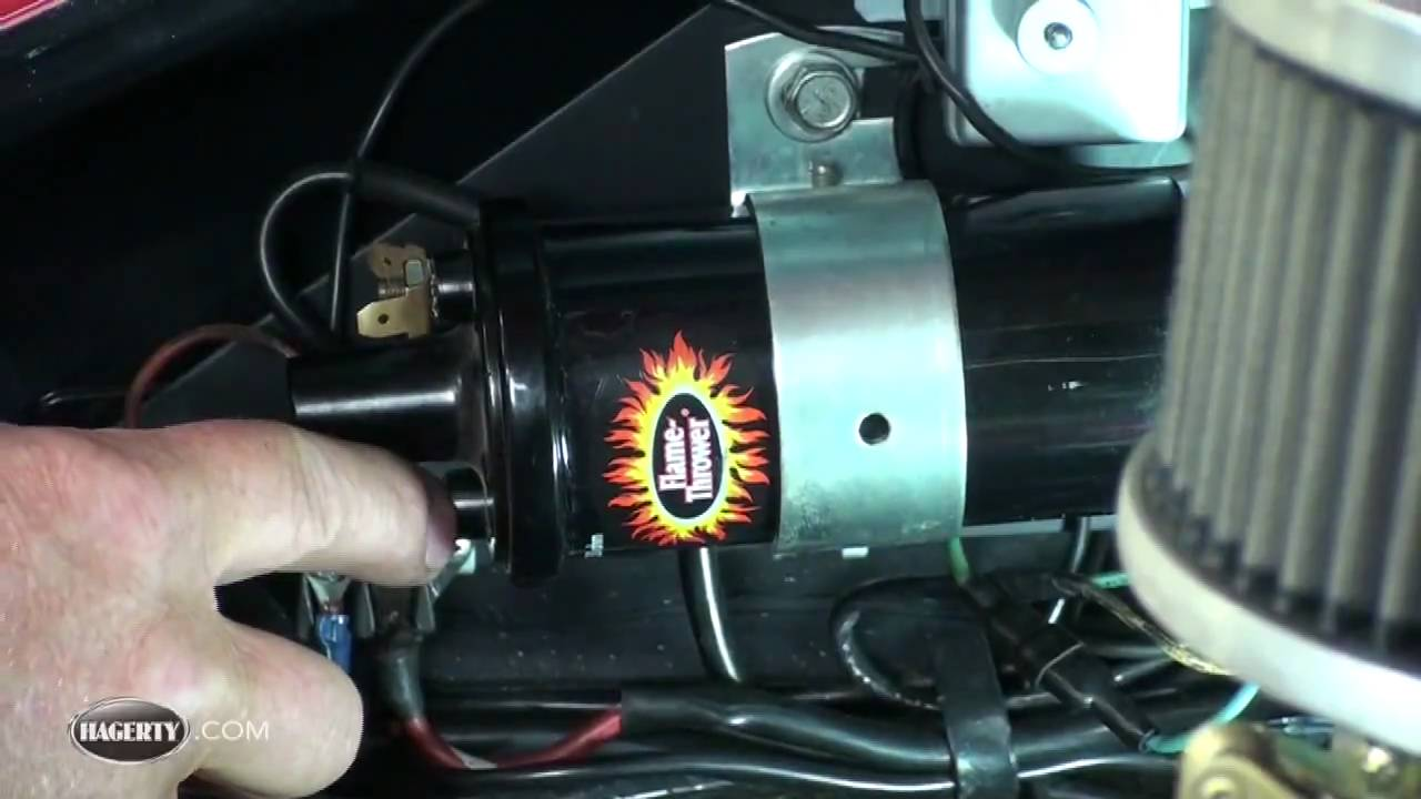 Converting To Electronic Ignition