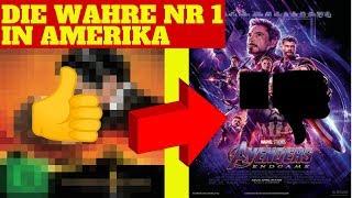Disneys Marvel Avengers Endgame Nummer 1 Weltweit | Aber DIESER Film ist noch erfolgreicher !