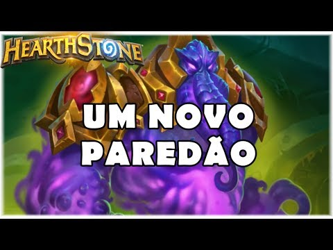 HEARTHSTONE - UM NOVO PAREDÃO! (STANDARD WALL WARLOCK)
