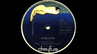 France Joli ft Tony Green - Come To Me (Prelude/Dreyfus Records 1979)